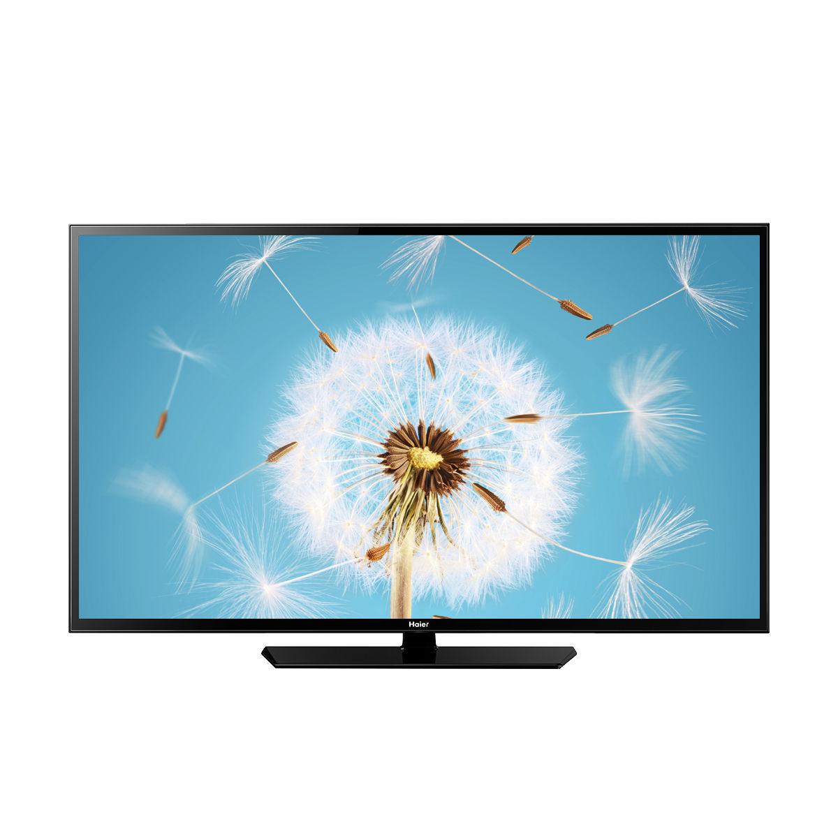 """TV Haier LE22M600CF Téléviseur LED 22"""" (56 cm) 16/9 - 1920 x 1080 pixels - Tuner TNT HD et Câble - HDTV 1080p - 200 Hz - Mode hôtel"""