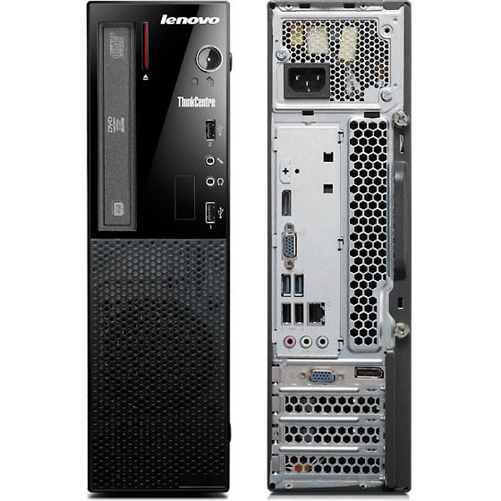 lenovo thinkcentre edge 73 compact 10au003jfr pc de bureau lenovo sur. Black Bedroom Furniture Sets. Home Design Ideas