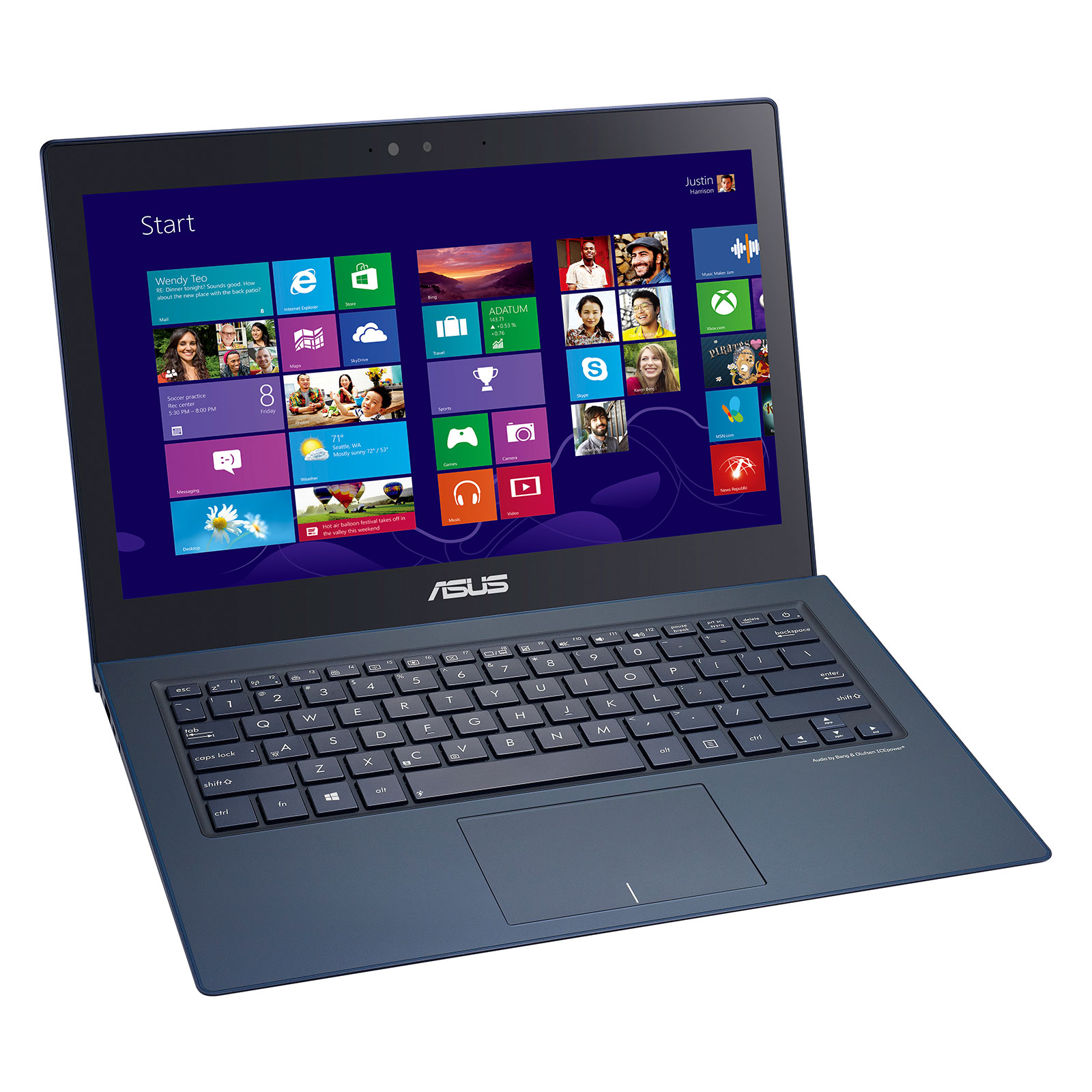 asus zenbook ux301la c4003p pc portable asus sur. Black Bedroom Furniture Sets. Home Design Ideas