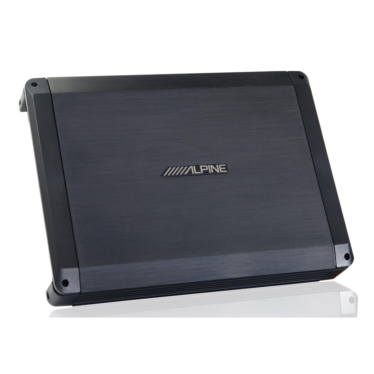 Alpine Bbx F1200 Amplificateur Auto Sur Schema Ampli Puissance Mosfet 1000w 4 Canaux 600 W
