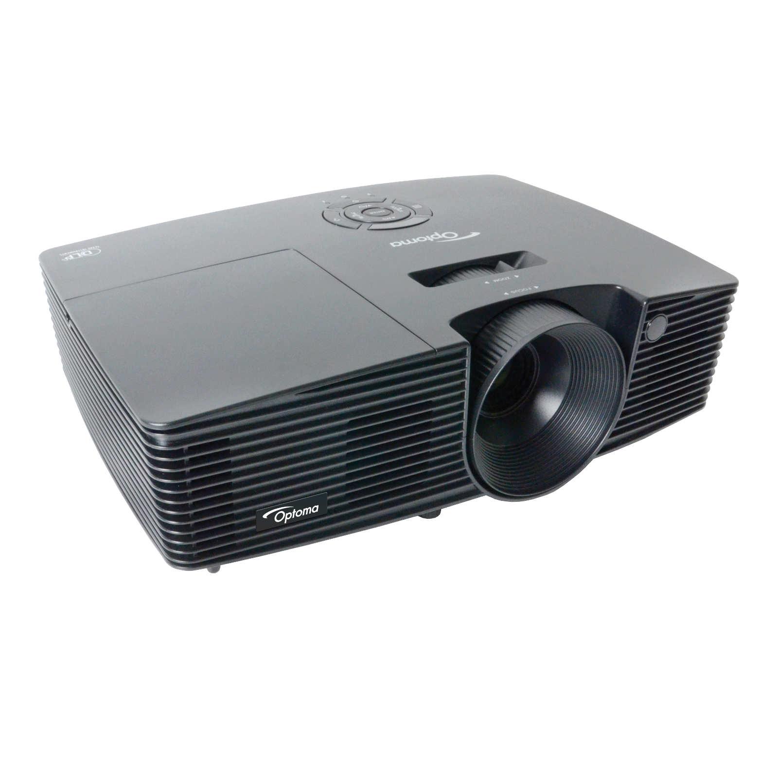 Optoma s316 vid oprojecteur optoma sur ldlc for Meuble videoprojecteur