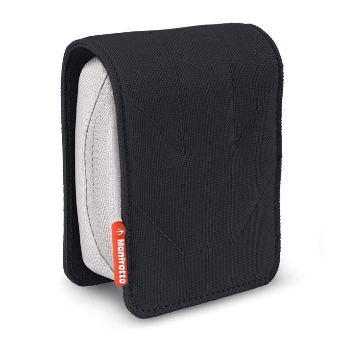Sac & étui photo Manfrotto Piccolo 5 Noir Étui rigide pour appareil photo numérique compact