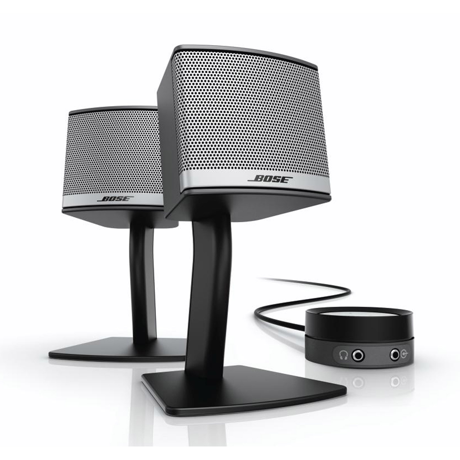 bose companion 3 enceinte pc bose sur. Black Bedroom Furniture Sets. Home Design Ideas