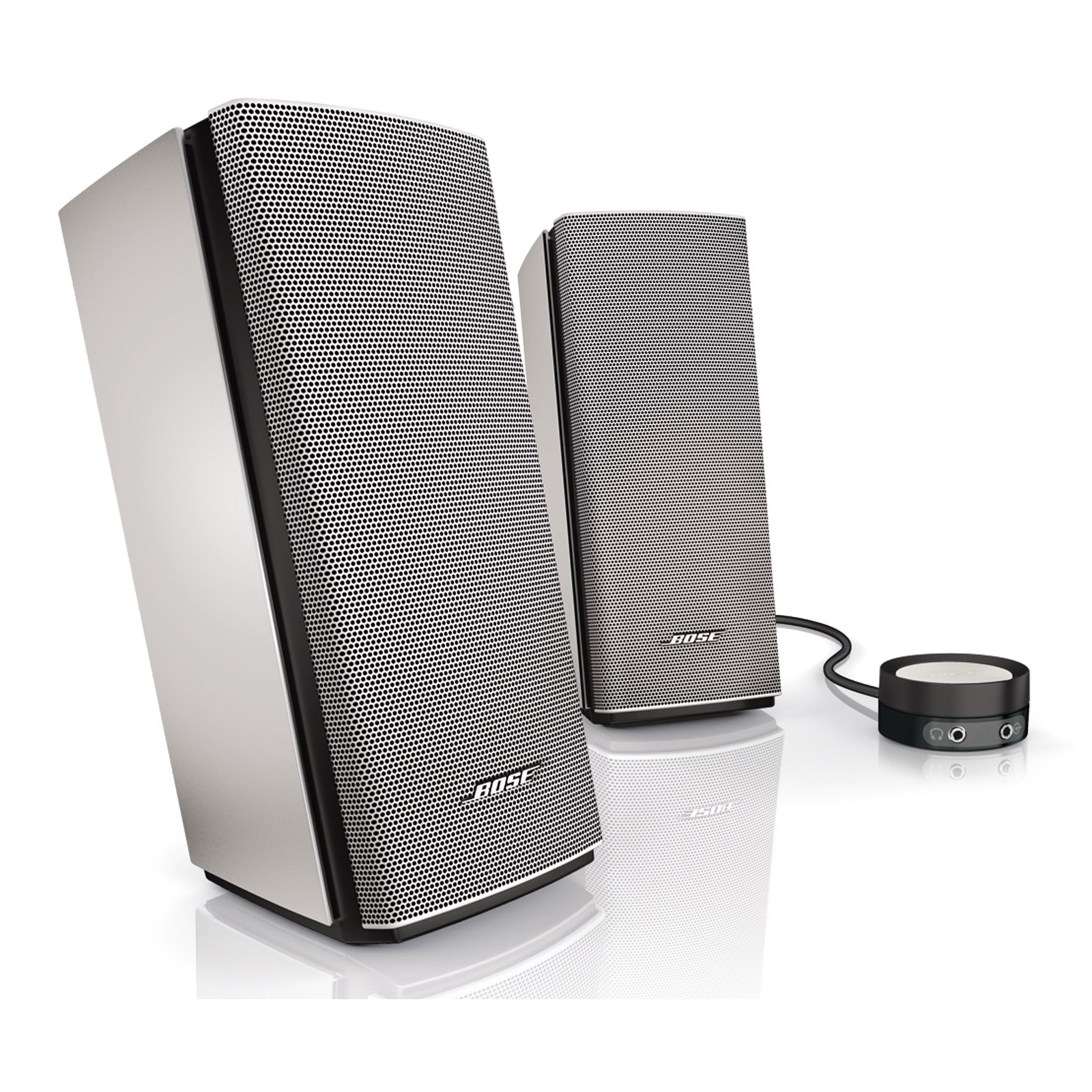 bose companion 20 enceinte pc bose sur. Black Bedroom Furniture Sets. Home Design Ideas