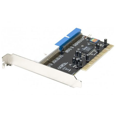 Carte contrôleur Carte contrôleur PCI avec 2 ports IDE internes Carte contrôleur PCI avec 2 ports IDE internes