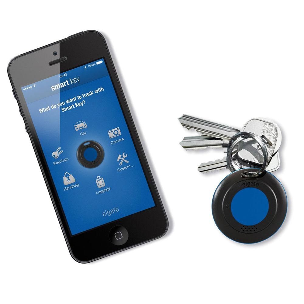 Elgato Smart Key Accessoires Divers Smartphone Elgato Sur LDLCcom - Porte clé connecté