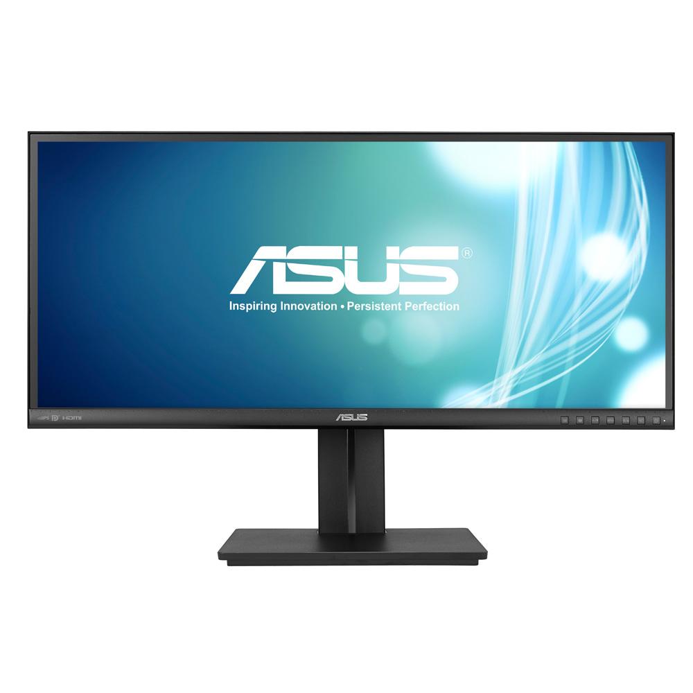 """Ecran PC ASUS 29"""" LED PB298Q 2560 x 1080 pixels - 5 ms (gris à gris) - Format large 21/9 - Dalle AH-IPS - DisplayPort - HDMI - Noir (garantie constructeur 3 ans)"""