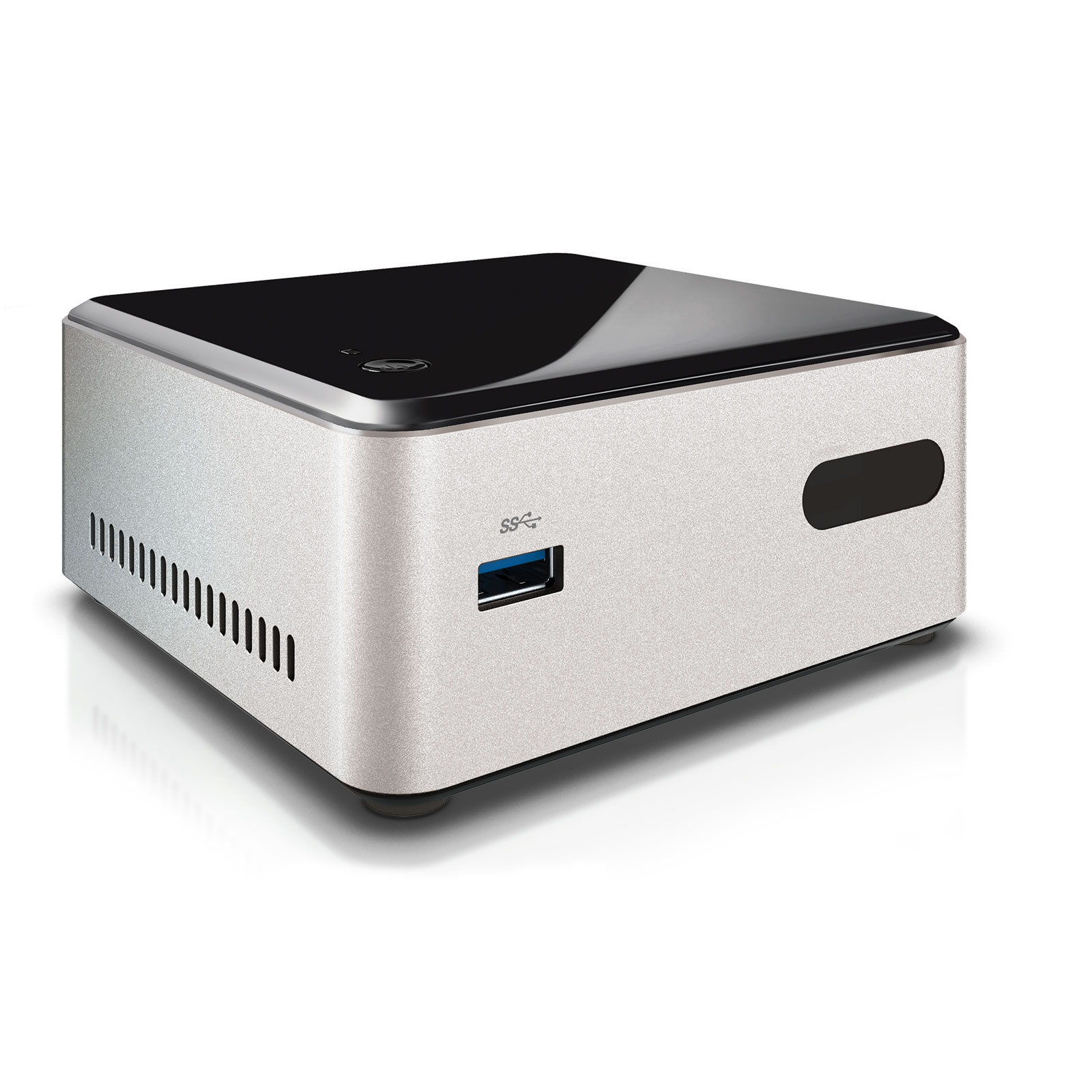 intel nuc dn2820fykh barebone pc intel sur. Black Bedroom Furniture Sets. Home Design Ideas