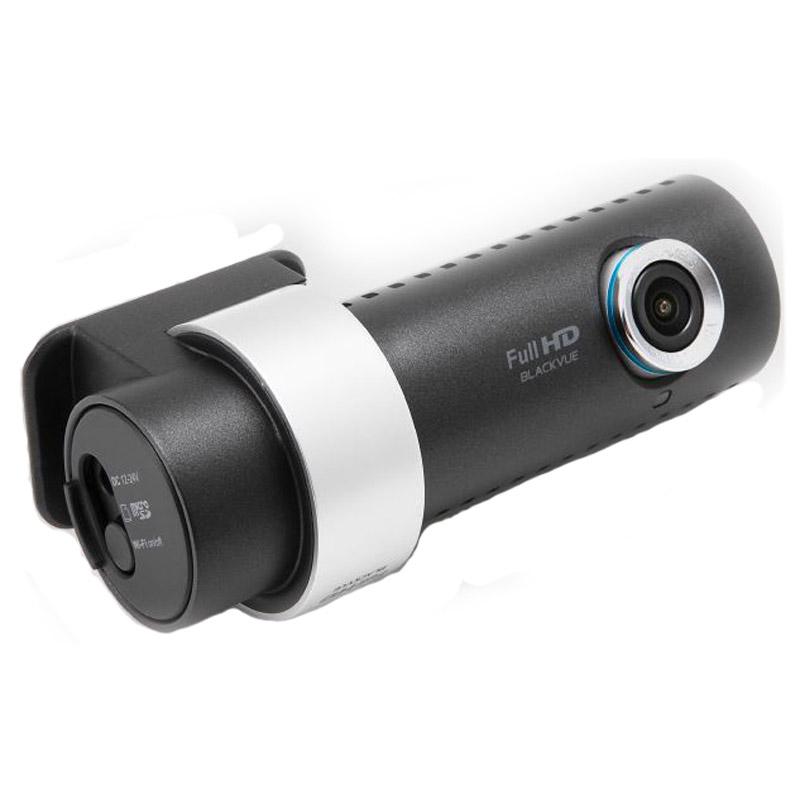 Caméra embarquée BlackVue DR500GW 16 G Boite noire vidéo Full HD pour automobile avec puce GPS intégrée et Wi-Fi