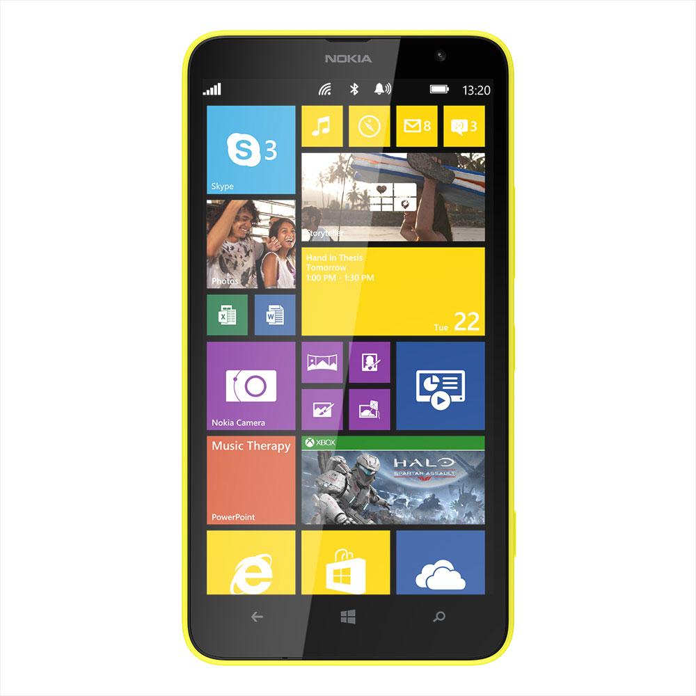 Nokia Lumia 1320 Jaune