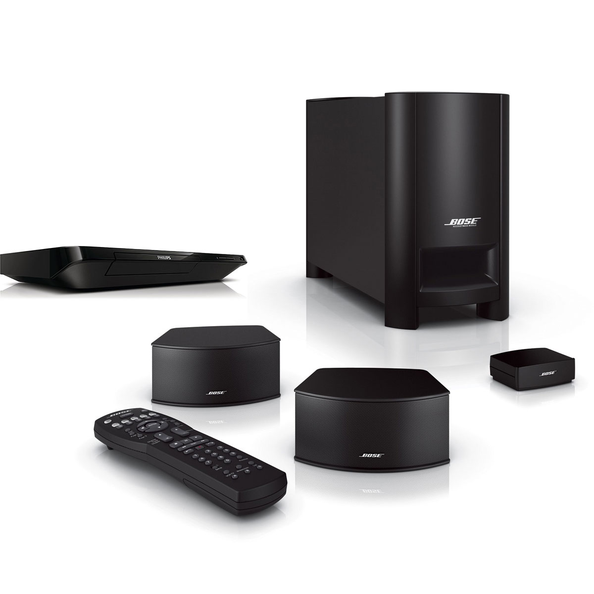 bose cinemate gs ensemble home cinema ensemble home cin ma bose sur. Black Bedroom Furniture Sets. Home Design Ideas