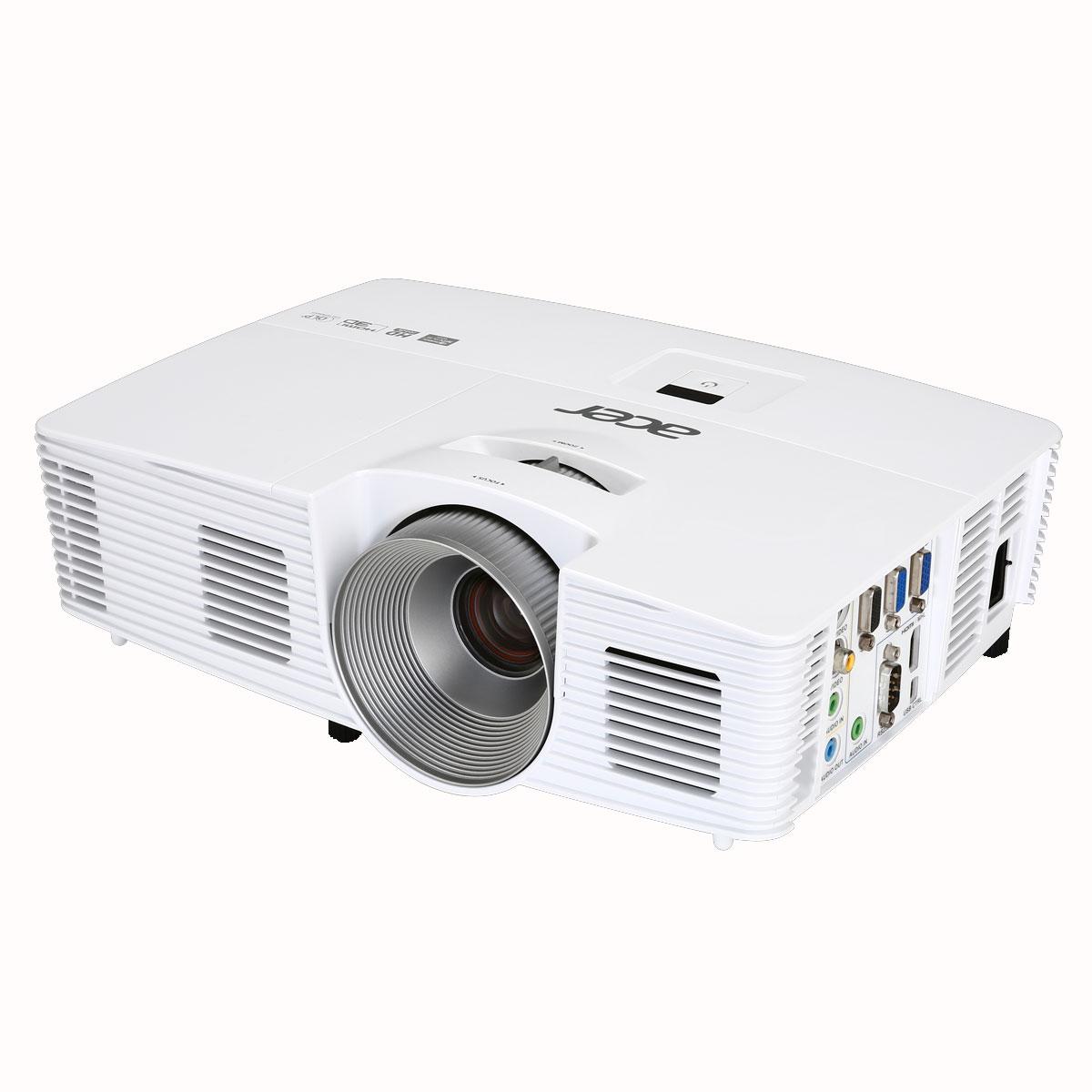 Acer h5380bd vid oprojecteur acer sur ldlc for Meuble videoprojecteur