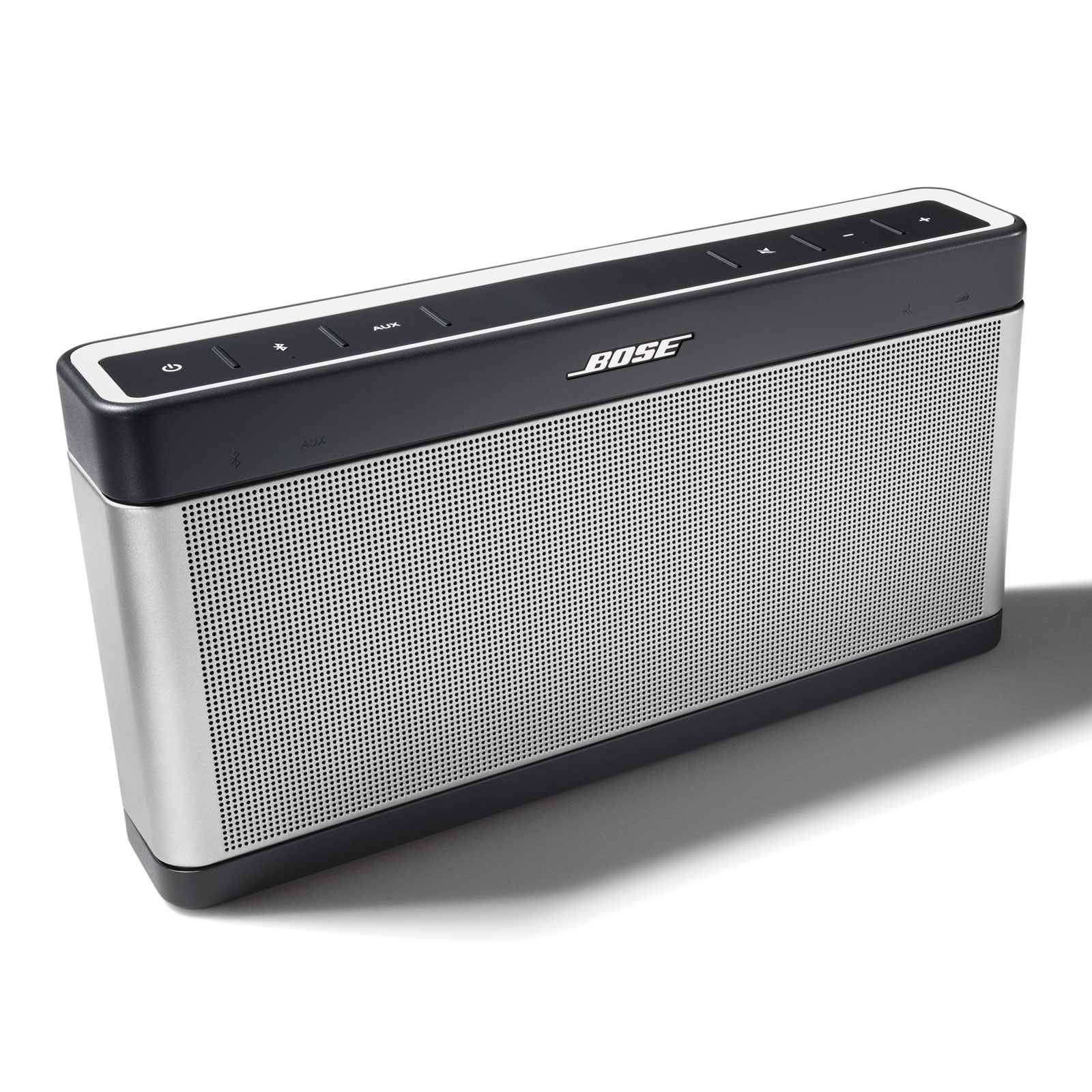 bose soundlink iii dock enceinte bluetooth bose sur. Black Bedroom Furniture Sets. Home Design Ideas