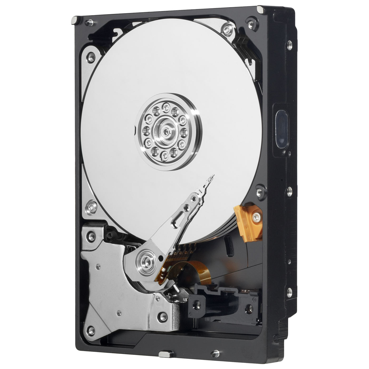 "Disque dur interne WD AV-GP 2 To SATA 6Gb/s Disque dur 3.5"" 2 To 7200 RPM 64 Mo Serial ATA 6Gb/s - WD20EURX (bulk)"