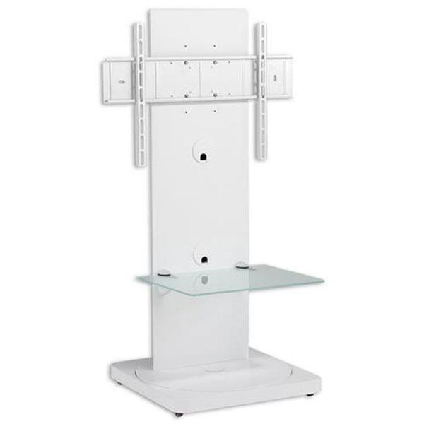 gisan fs101bl blanc - meuble tv gisan sur ldlc