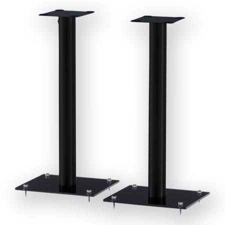 sonorous sp 100 noir par paire pied support enceinte sonorous sur. Black Bedroom Furniture Sets. Home Design Ideas