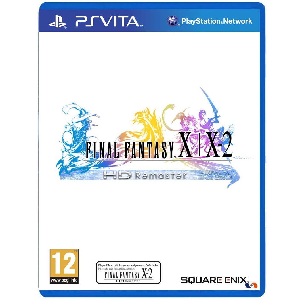 LDLC.com Final Fantasy X/X-2 HD Remaster (PS Vita) Final Fantasy X/X-2 HD Remaster (PS Vita)