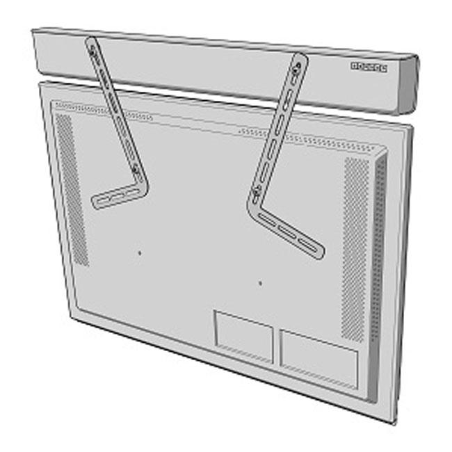 Meliconi sound bar 1000 pied support enceinte meliconi - Mobiletti porta tv meliconi ...
