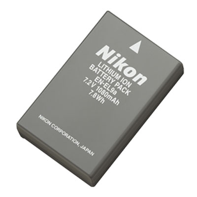 Batterie appareil photo Nikon EN-EL9A Batterie Lithium-ion (pour Nikon D40, D40X, D60, D5000, D3000)