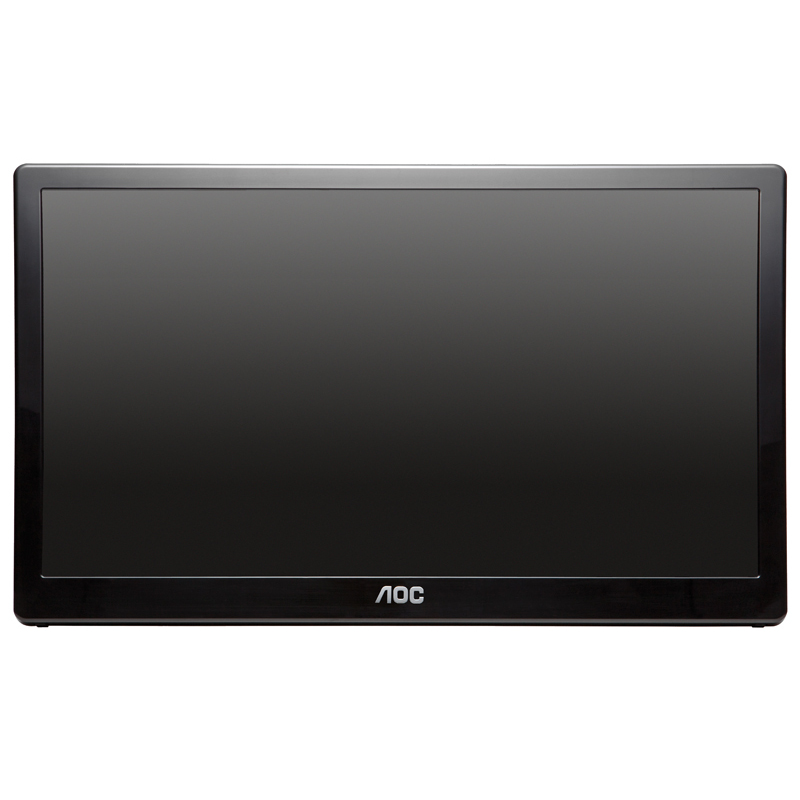 "Ecran PC AOC 15.6"" LED - I1659FWUX 1920 x 1080 pixels - 5 ms - Format large 16/9 - USB - Noir"