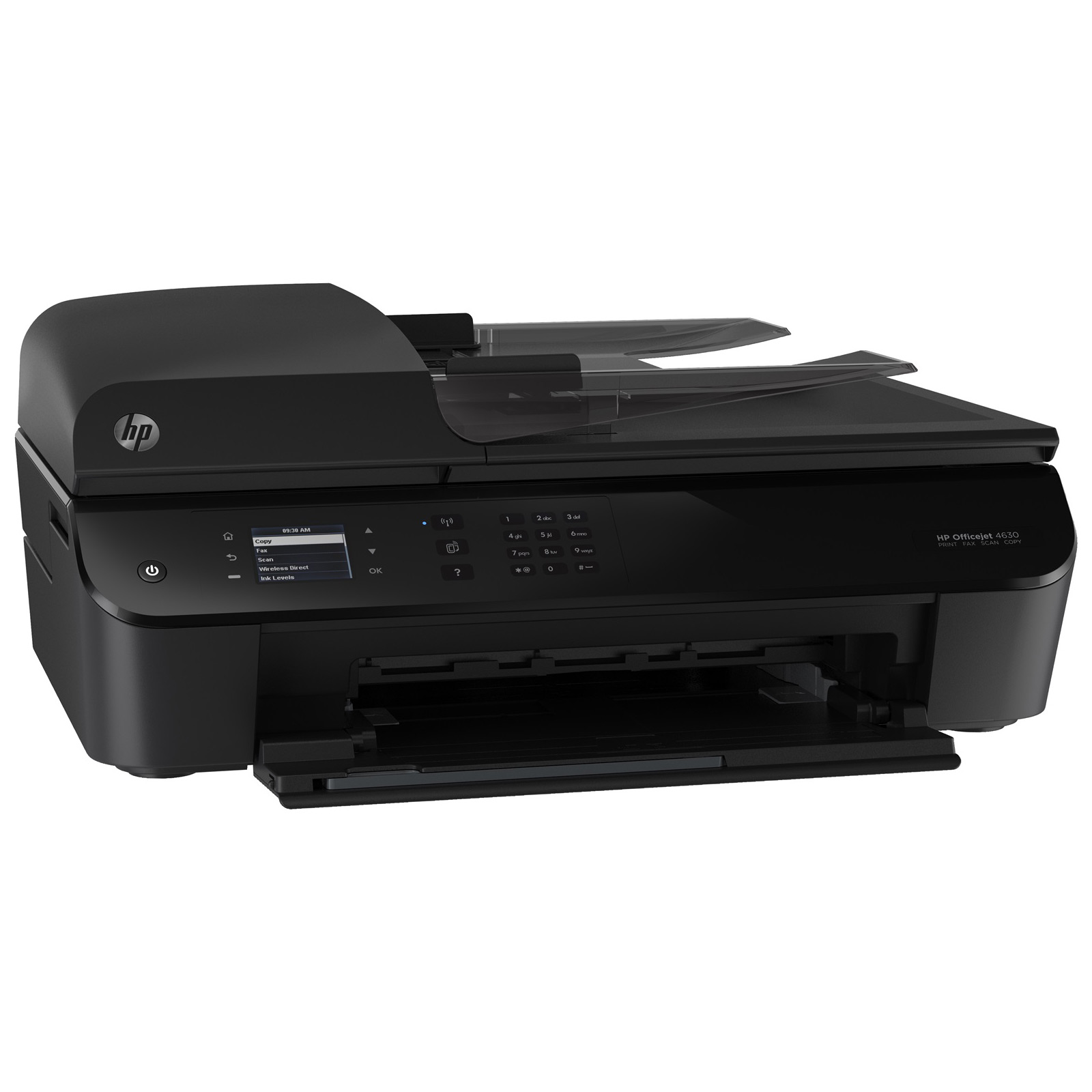 hp officejet 4630 imprimante multifonction hp sur. Black Bedroom Furniture Sets. Home Design Ideas