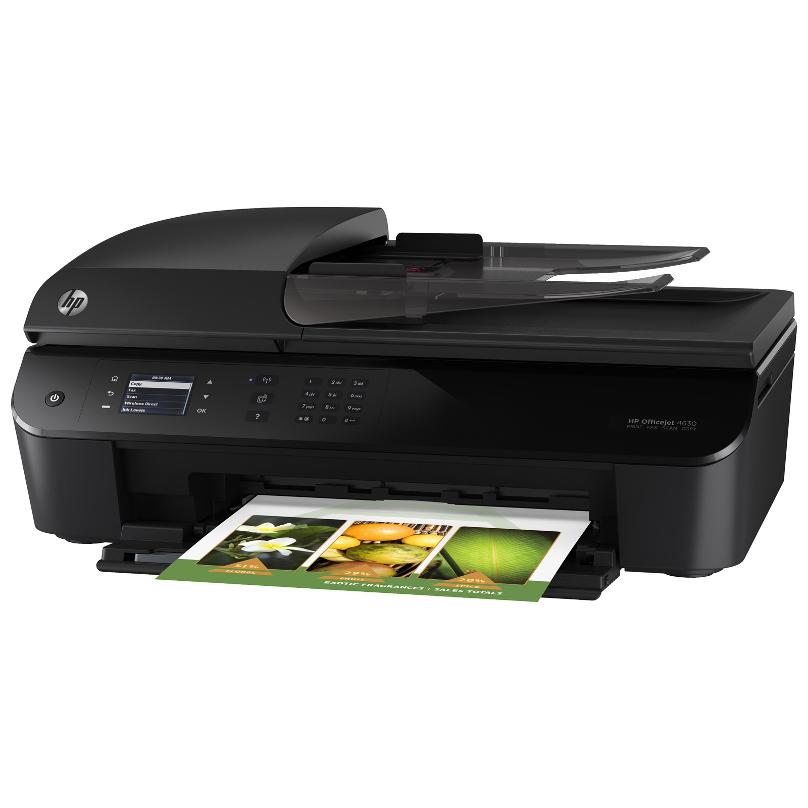 pilote pour imprimante hp officejet 4630