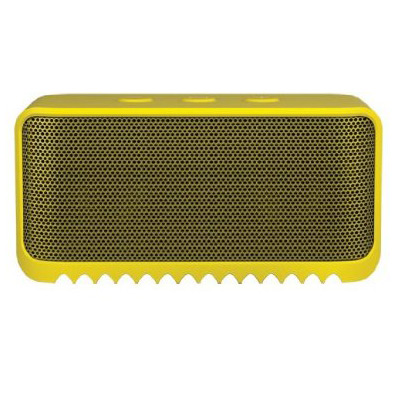 Dock & Enceinte Bluetooth Jabra Solemate Mini Jaune Enceinte portable Bluetooth et NFC
