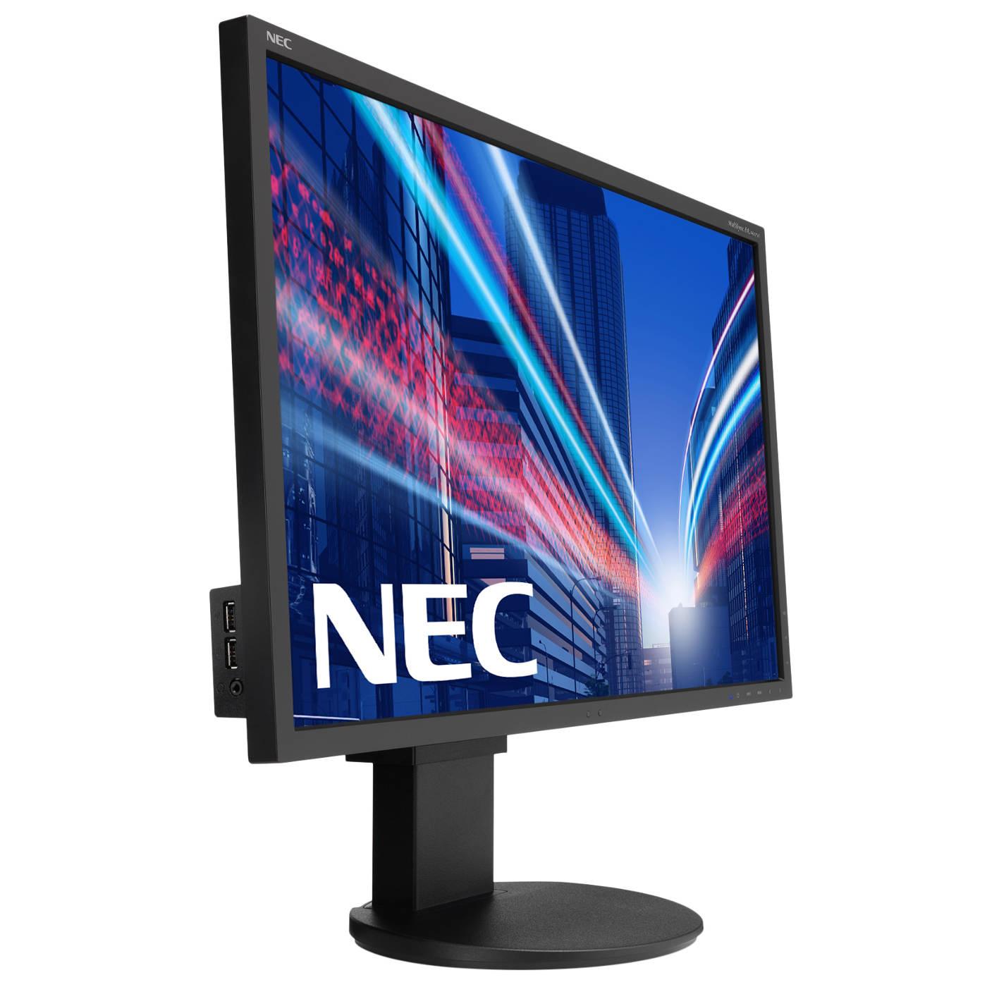 Nec 24 1 led multisync ea244wmi ecran pc nec sur for Ecran photo nec