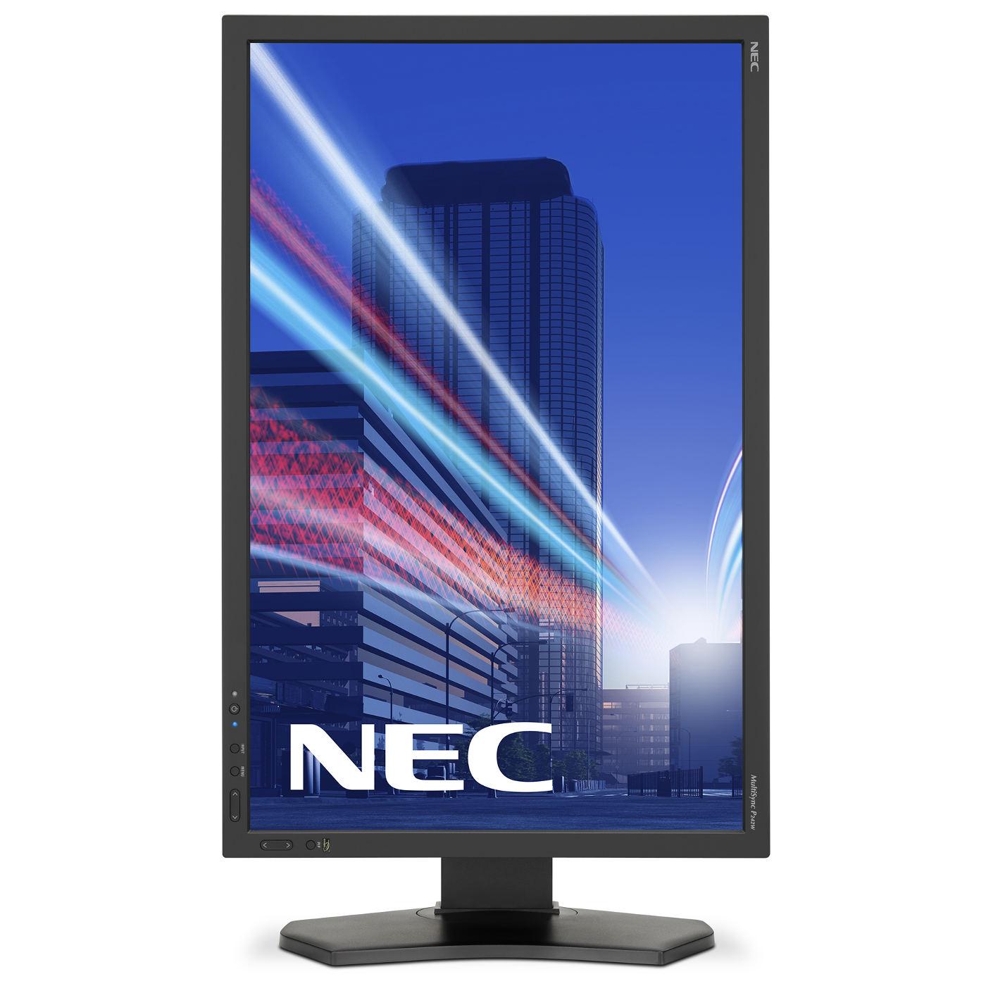 Nec 24 1 led multisync p242w ecran pc nec sur for Ecran photo nec