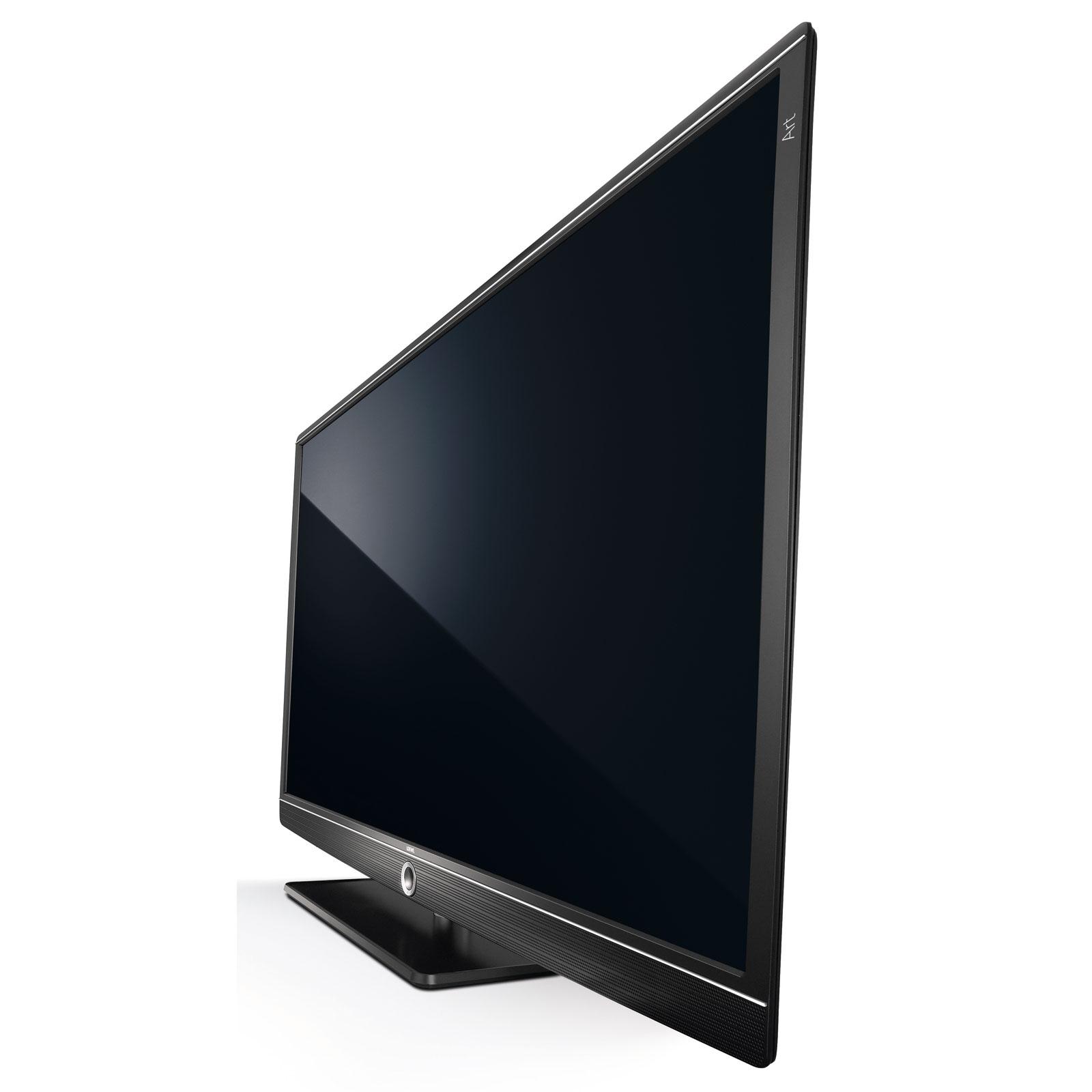 loewe art 40 noir tv loewe sur. Black Bedroom Furniture Sets. Home Design Ideas