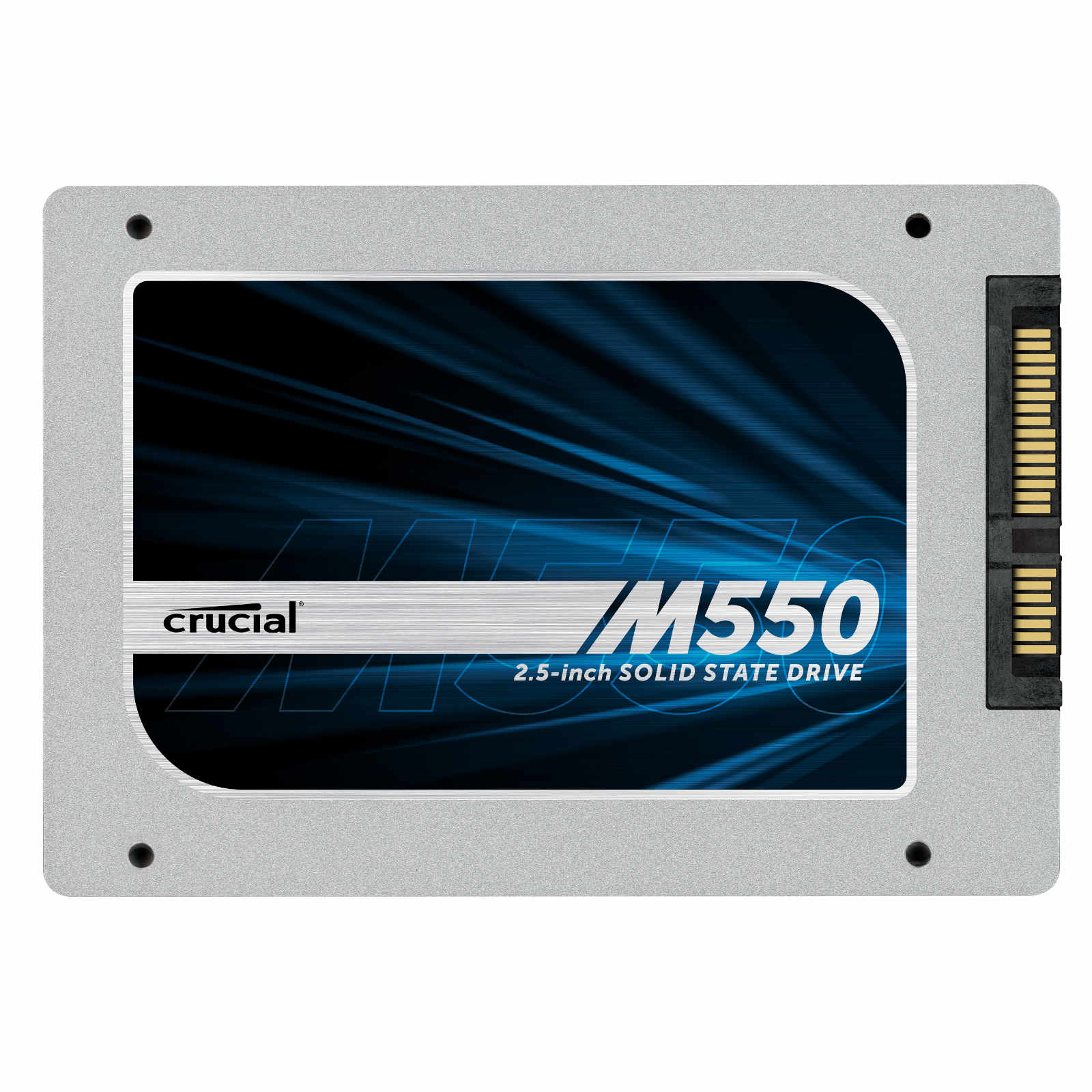 "Disque SSD Crucial M550 256 Go SSD 256 Go 2.5"" 7mm Serial ATA 6Gb/s"