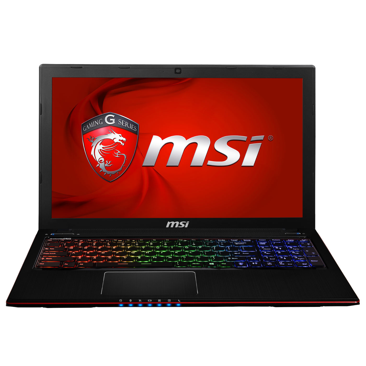 "PC portable MSI GE60 2PE-005FR Apache Pro Intel Core i7-4700HQ 8 Go 1 To 15.6"" LED NVIDIA GeForce GTX 860M Graveur DVD Wi-Fi AC/Bluetooth Webcam Windows 8.1 64 bits (garantie constructeur 1 an)"