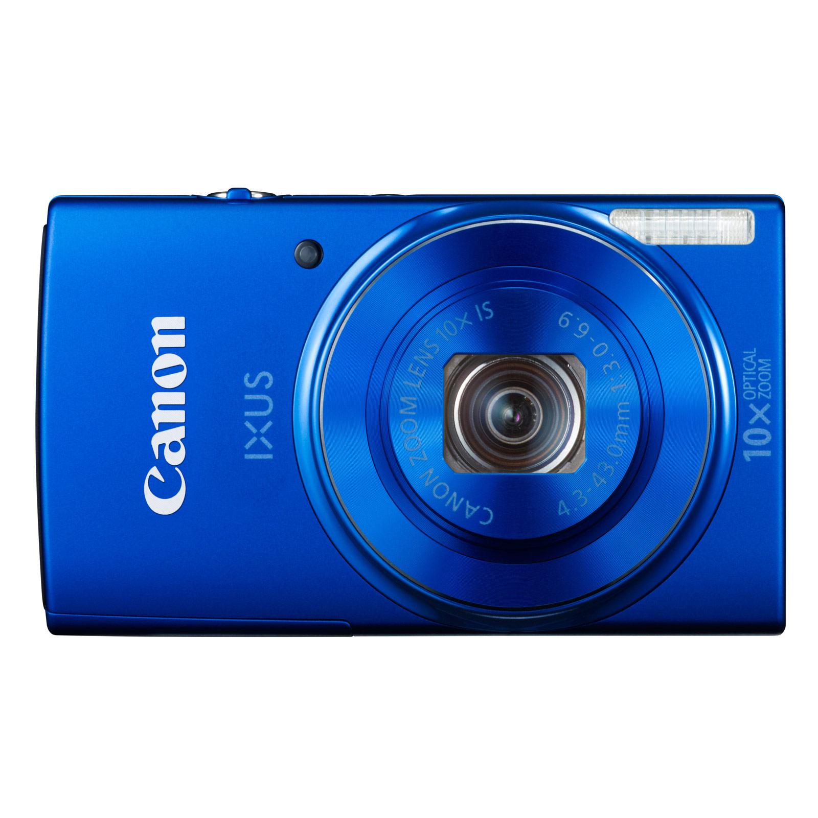 canon ixus 155 bleu appareil photo num rique canon sur. Black Bedroom Furniture Sets. Home Design Ideas