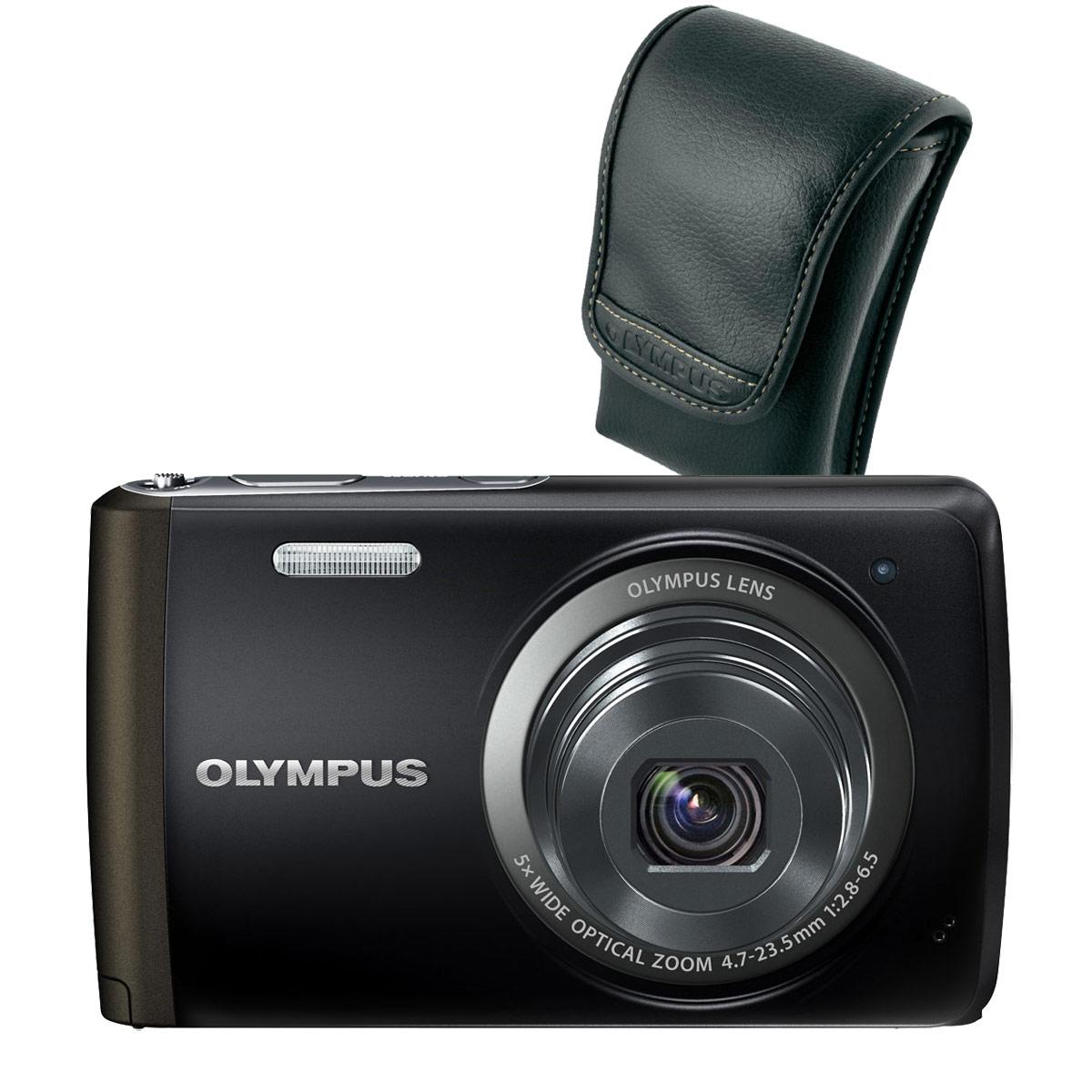 Olympus vh 410 noir olympus etui universel appareil for Miroir projector 720p