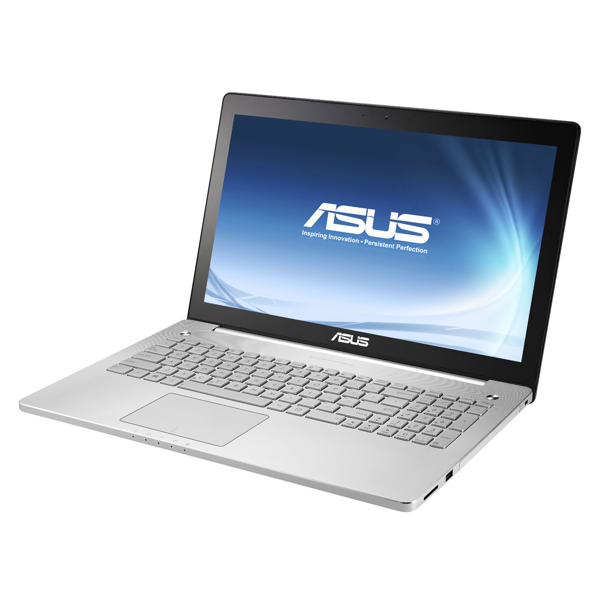 "PC portable ASUS N550JV-CN036H Intel Core i7-4700HQ 8 Go 750 Go 15.6"" LED NVIDIA GeForce GT 750M Lecteur Blu-ray/Graveur DVD Wi-Fi N/Bluetooth Webcam Windows 8 64 bits (garantie constructeur 1 an)"