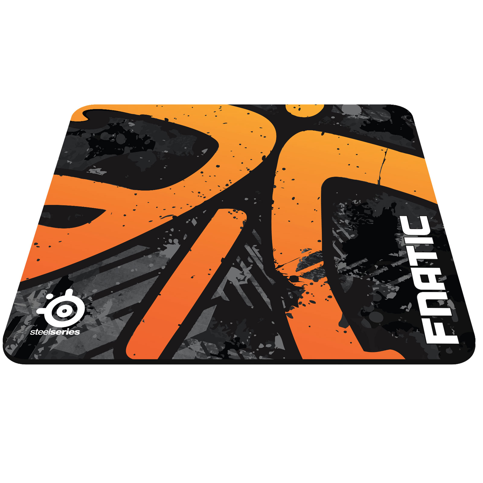 Steelseries qck edition limit e fnatic asphalt edition tapis de souris steelseries sur - Steelseries tapis de souris ...