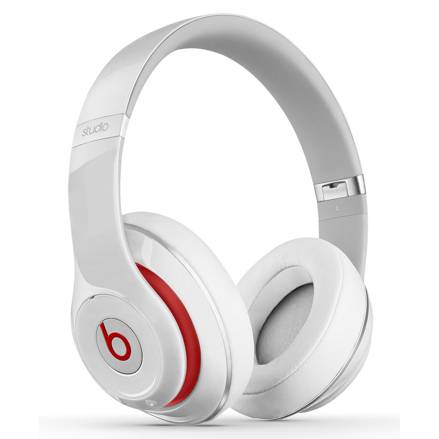beats studio wireless blanc casque beats by dr dre sur. Black Bedroom Furniture Sets. Home Design Ideas