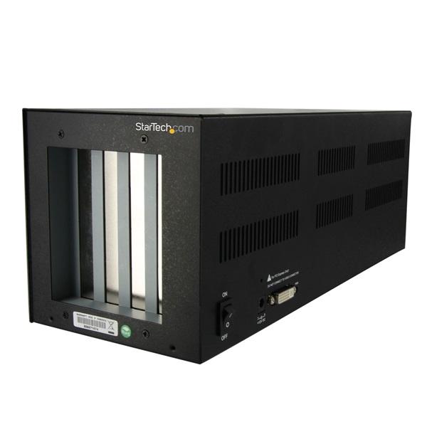Carte contrôleur StarTech.com boitier d'extension PCI-E (2x PCI-E + 2 PCI) StarTech.com boitier d'extension PCI-E (2x PCI-E + 2 PCI)