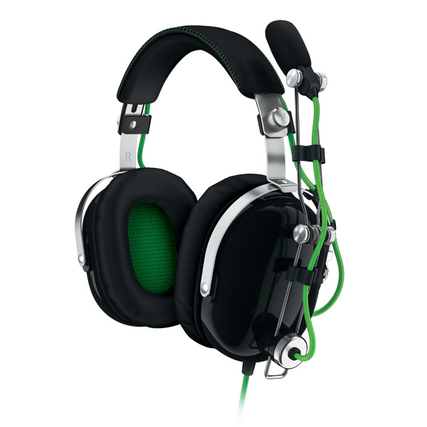 razer blackshark micro casque razer sur. Black Bedroom Furniture Sets. Home Design Ideas
