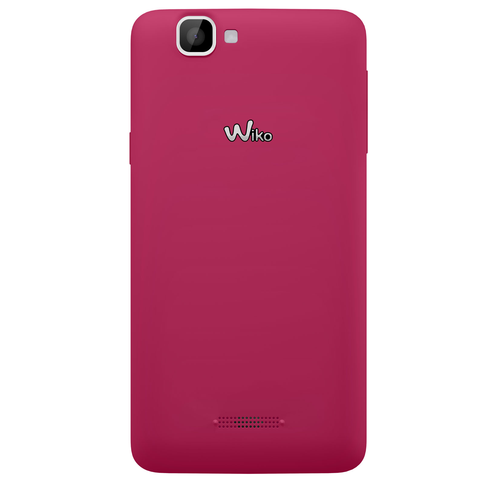 wiko rainbow fuschia mobile smartphone wiko sur. Black Bedroom Furniture Sets. Home Design Ideas