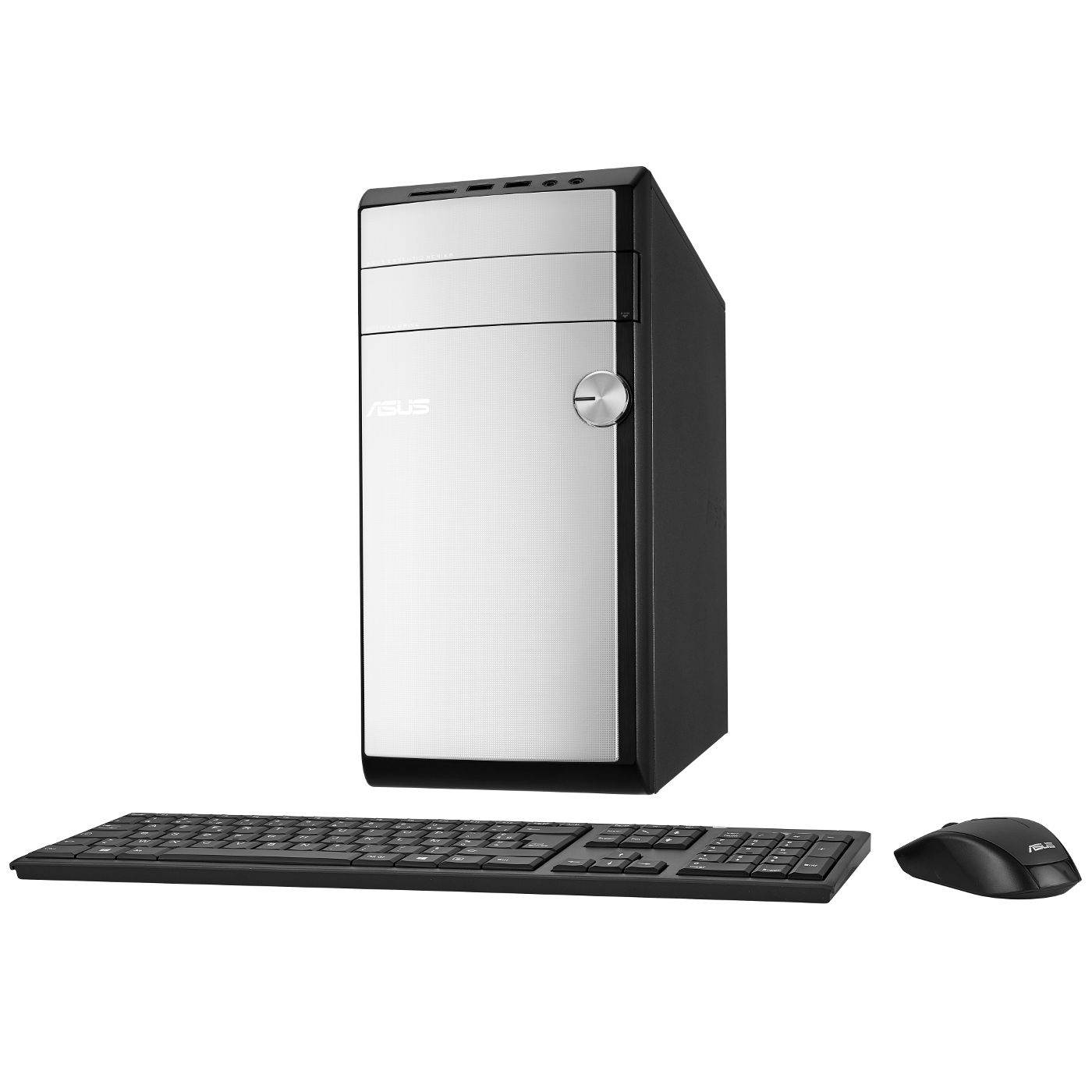 asus m31ad fr013s blanc pc de bureau asus sur. Black Bedroom Furniture Sets. Home Design Ideas