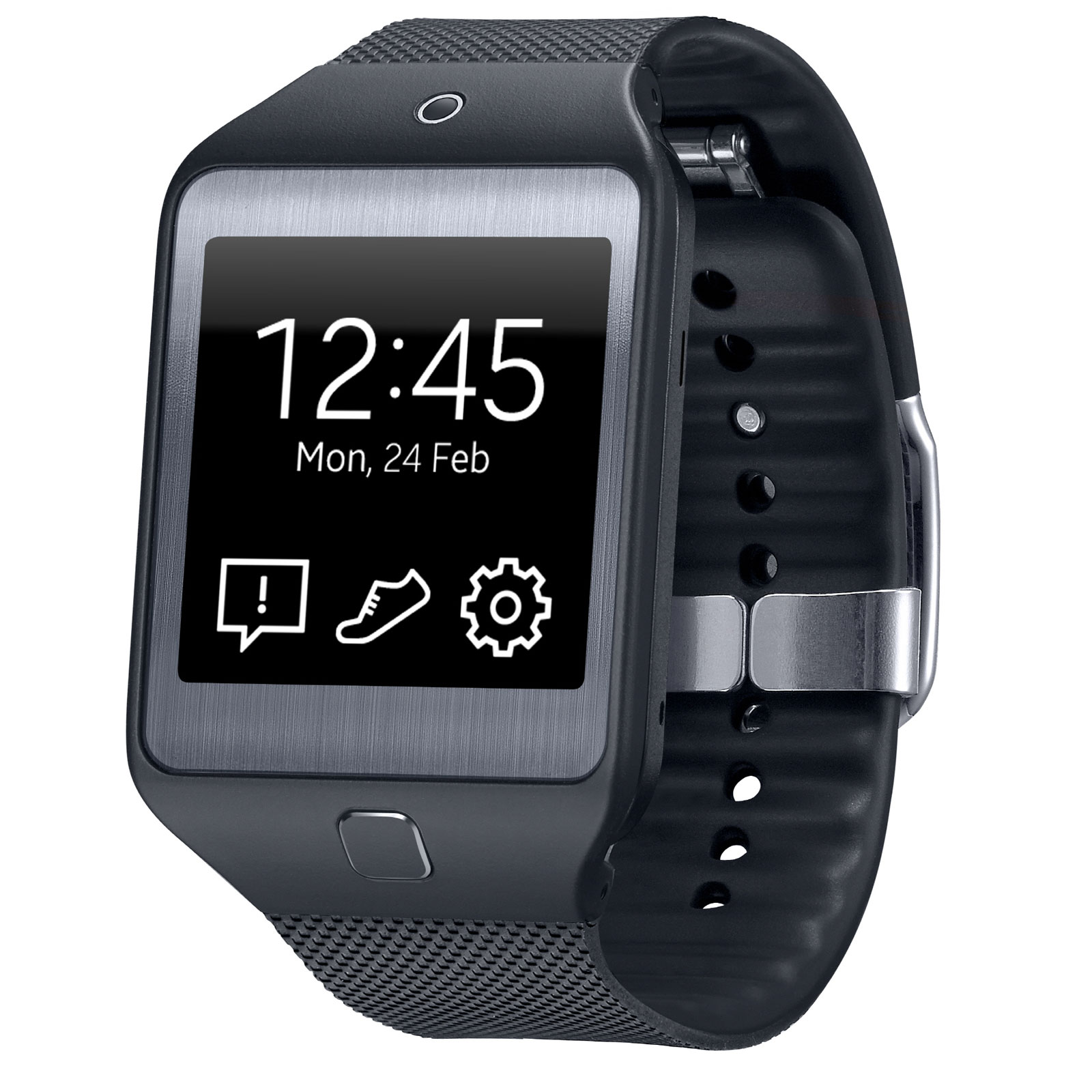 samsung galaxy gear 2 lite noir montre connect e samsung. Black Bedroom Furniture Sets. Home Design Ideas
