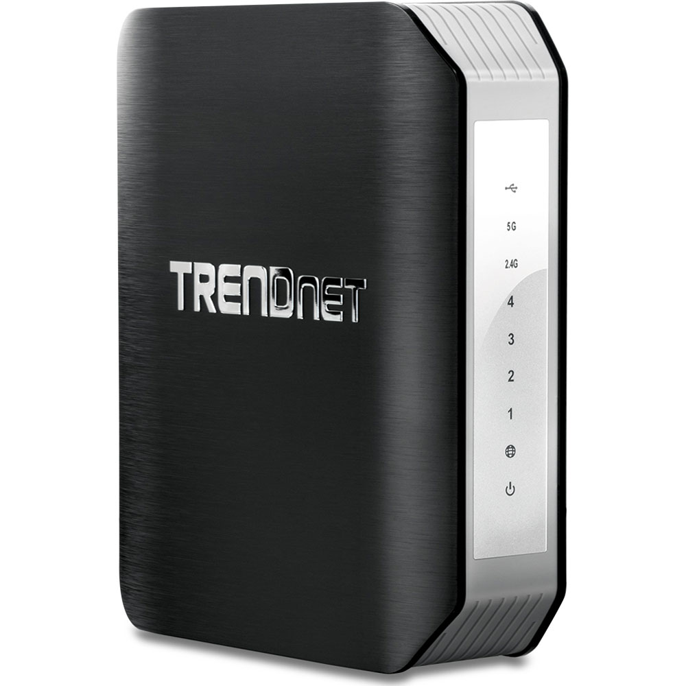 trendnet tew 818dru modem routeur trendnet sur. Black Bedroom Furniture Sets. Home Design Ideas