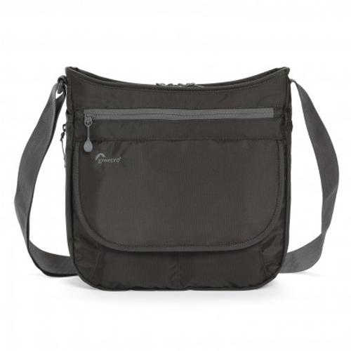 Sac & étui photo Lowepro StreamLine 250 Gris - LP36590 Besace pour appareil photo hybride, tablettes et accessoires