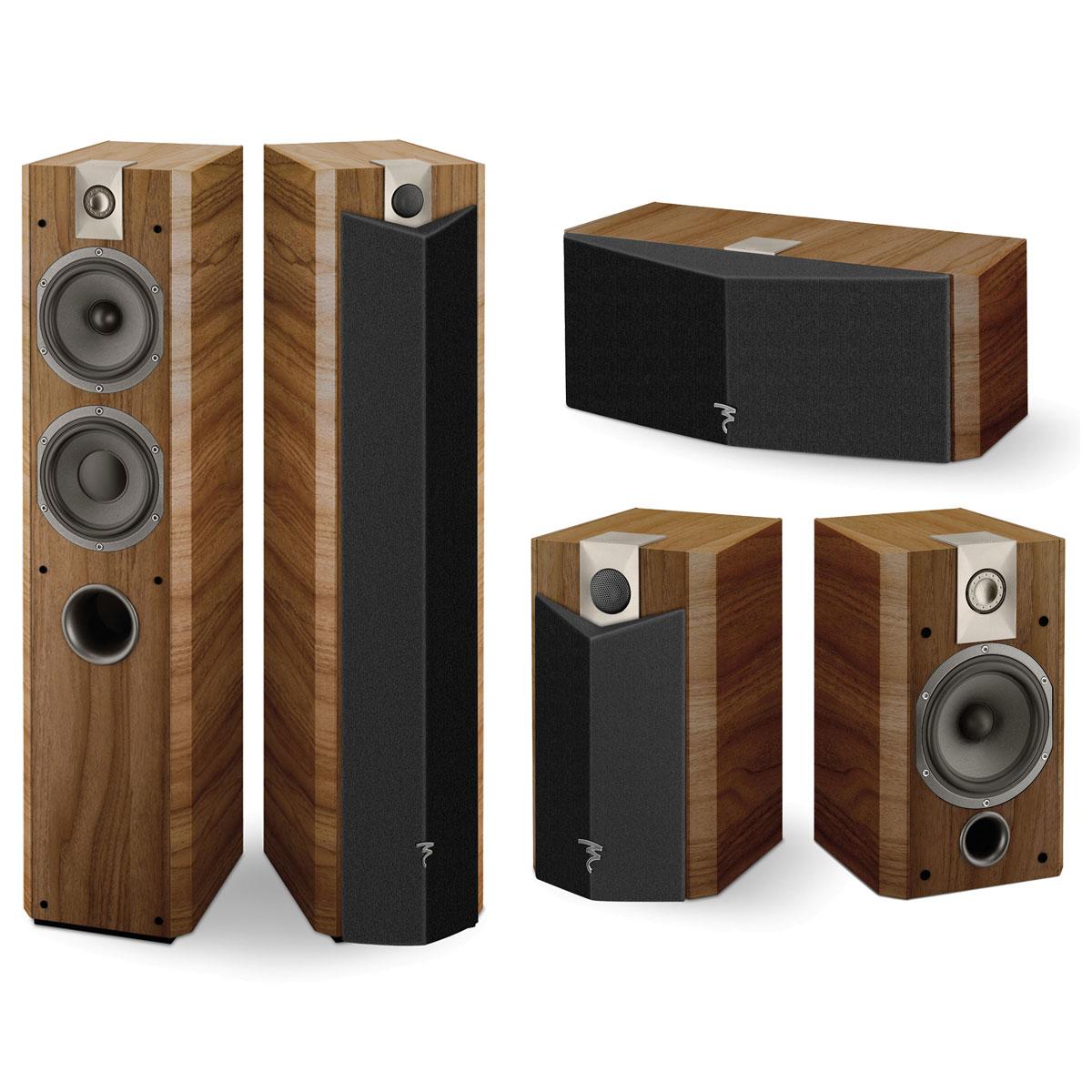 focal chorus 716 v cigar focal chorus 705 v cigar focal chorus cc 700 v cigar enceintes. Black Bedroom Furniture Sets. Home Design Ideas