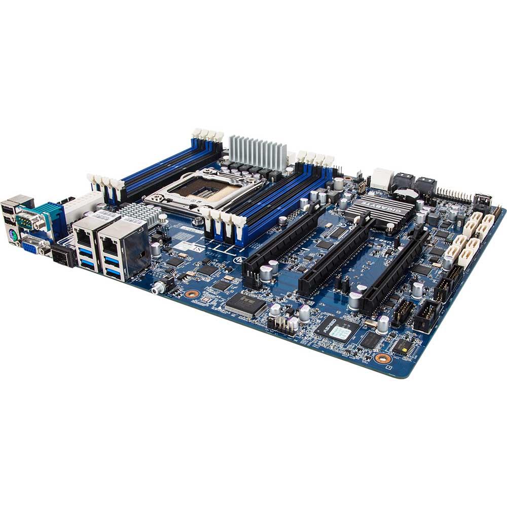 Carte mère Gigabyte GA-6PXSVT Carte mère ATX Socket 2011 Intel C602 - SATA 6Gb/s - 2x PCI Express 3.0 16x