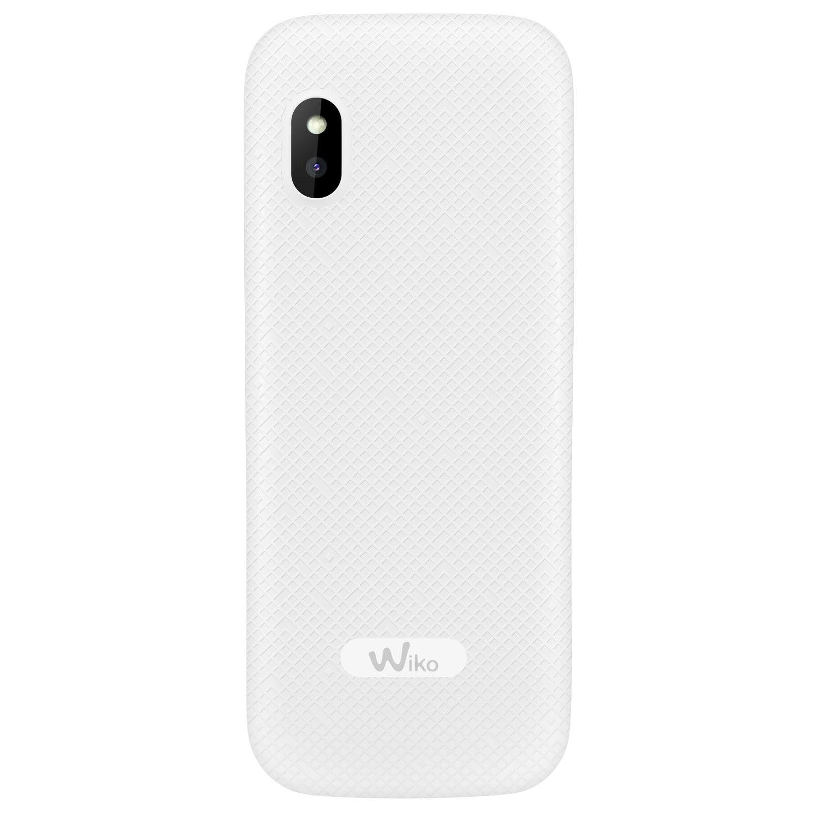 wiko lubi 3 blanc mobile smartphone wiko sur. Black Bedroom Furniture Sets. Home Design Ideas