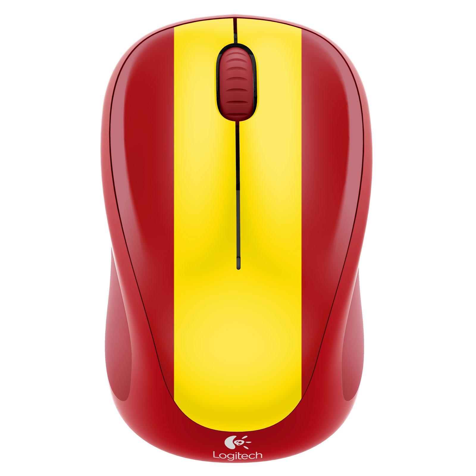 Logitech Wireless Mouse M235 Espagne Souris Pc Sur Optique Sans Fil