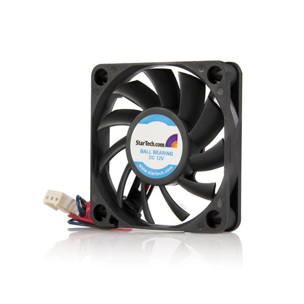 Ventilateur boîtier Ventilateur de boîtier 60mm Ventilateur PC à Roulement à Billes - Alimentation TX3