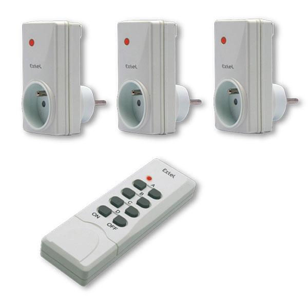 Extel do 3115 2 accessoires extel sur - Prise electrique telecommande ...